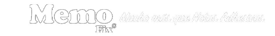 Memofix - Notas Adhesivas