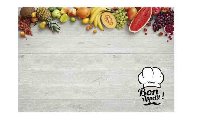 Bon Appetit INDIVIDUALES DE PAPEL