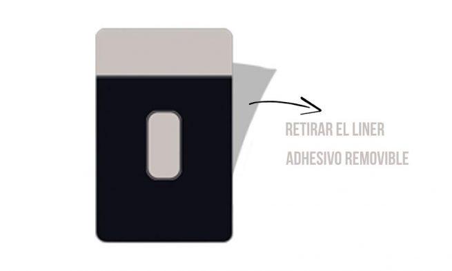 Adhesivo Removible